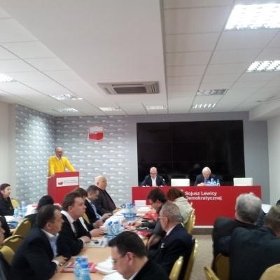 Rada Mazowiecka SLD